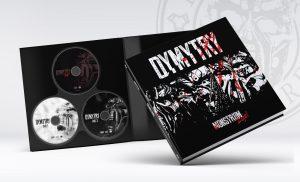 Kniha - 2x DVD & CD - Monstrum žije