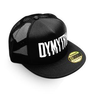 Kšiltovka Dymytry - černá