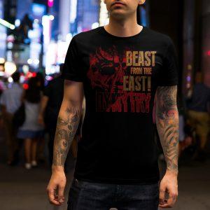 Pánské triko Beast II