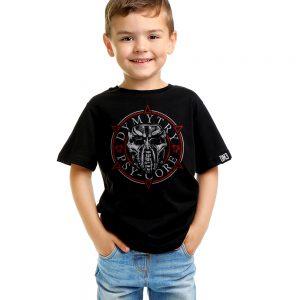 Tričko dětské DM3 Kruh